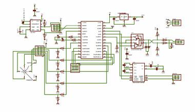RasPiComm v1 schematics